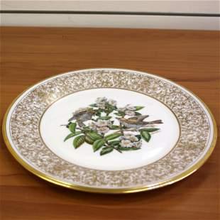 Lenox Wood Thrush Collector's Plate