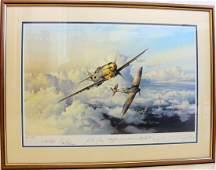 Robert Taylor original print Eagles High print no AP