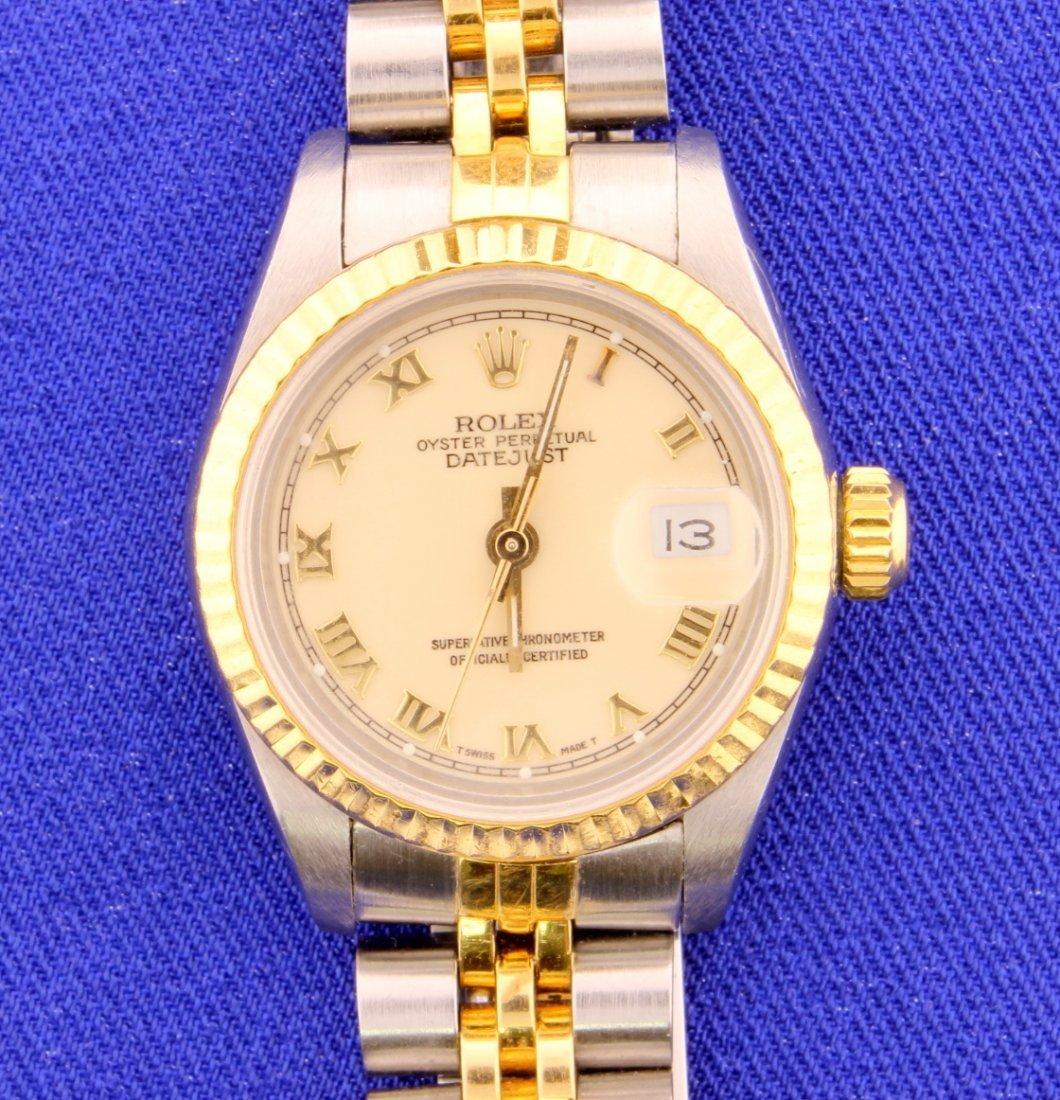 Rolex Oyster Jubilee Watch