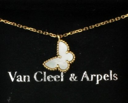Van Cleef & Arpels VCA 18K Yellow Gold Sweet Alhambra