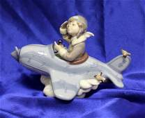 Lladro Lladro Over the Clouds #5697