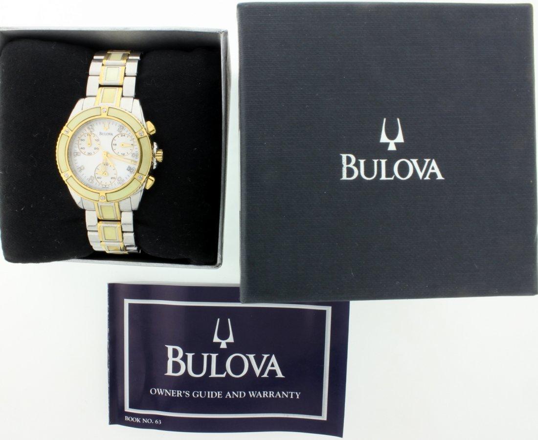 Bulova Woman's Quartz Watch