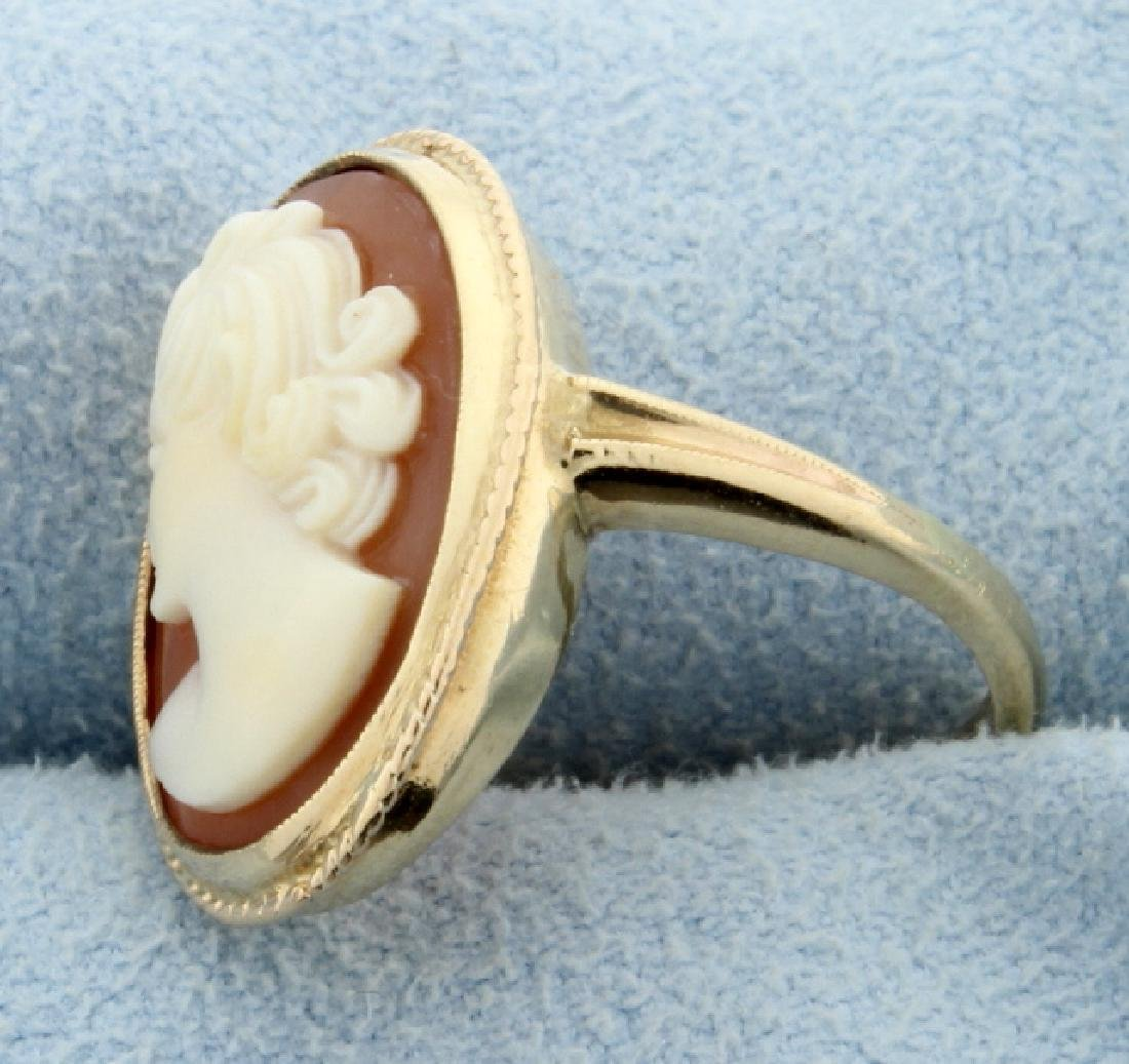 Cameo Ring - 2