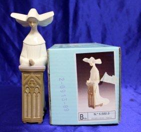 "Lladro Figurine ""mediation"""