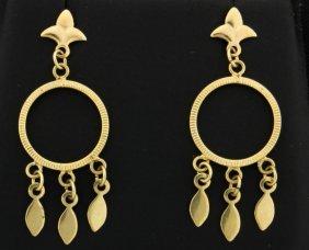 Dangle Style Earrings