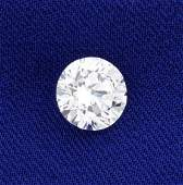 GIA Certified 2.51ct Round Diamond F Color