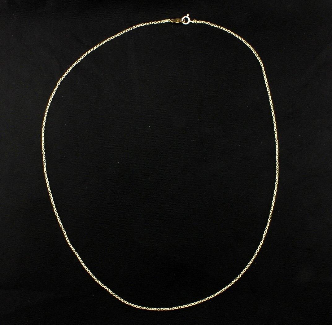 17 Inch Pendant Chain