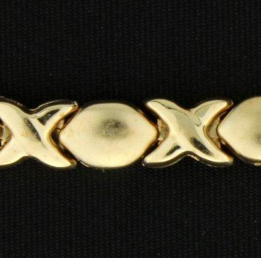 X's & O's 7 Inch Bracelet - 2