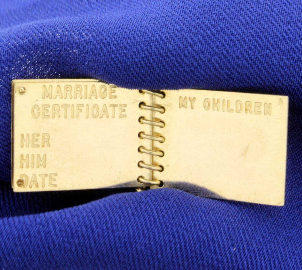 """""""This is My Life"""" Book Charm - 2"""