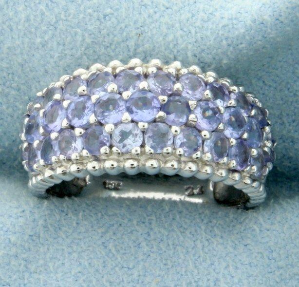 1 1/2 ct TW Tanzanite Ring