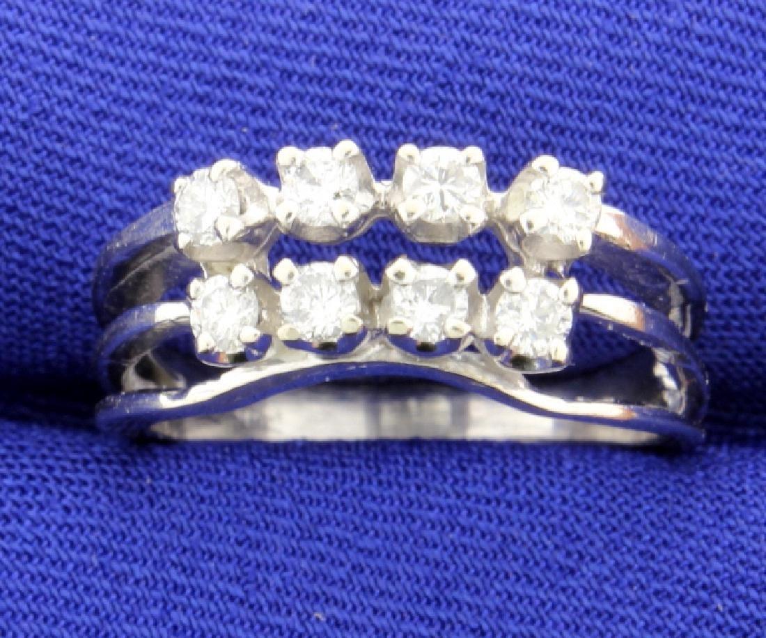 Diamond ring enhancer