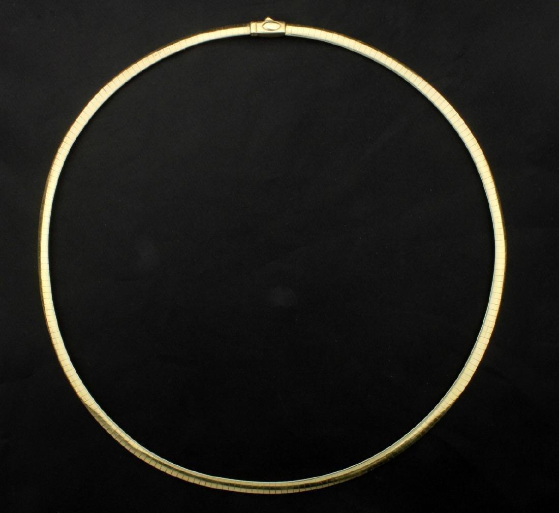 Omega Necklace