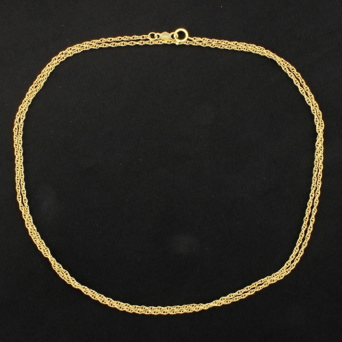 24 1/2 Inch Neck Chain