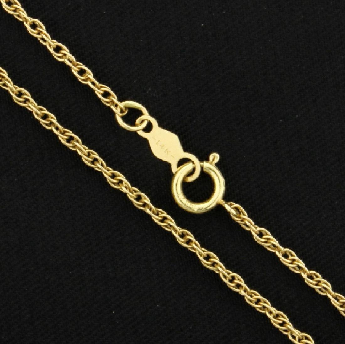 24 1/2 Inch Neck Chain - 2