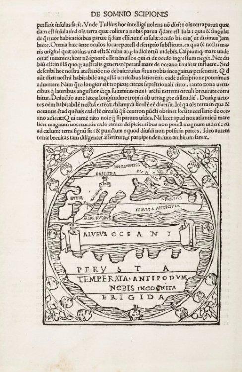 MACROBIUS. In Somnium Scipionis. Saturnalia.