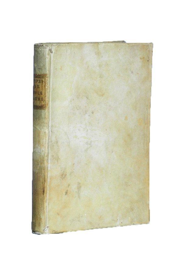 PIPERNO. De effectibus magicis libri sex. - 2