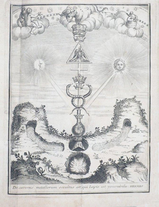 LIMONJON. Le Triomphe hermetique