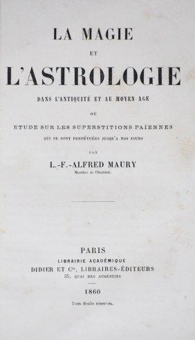 MAURY, L. F. Alfred. Magie et l'Astrologie