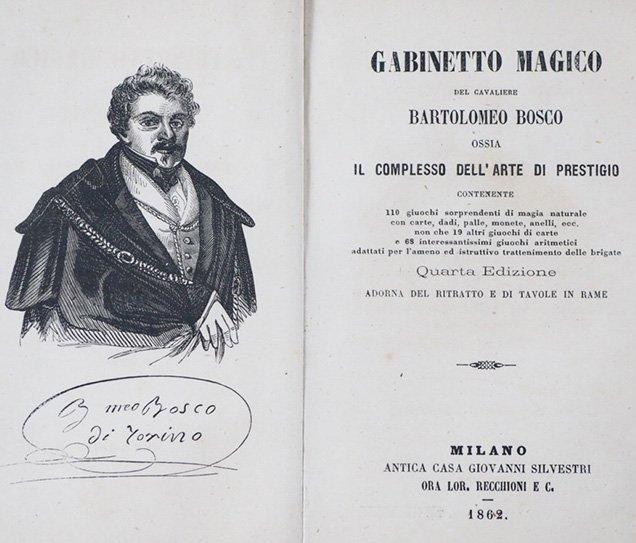 [MAGIC TRICKS] Gabinetto magico - 2