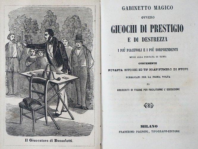 [MAGIC TRICKS] Gabinetto magico - 3