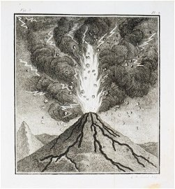 Vulcanology/Mineralogy. BERTHOLON. De l' Electricite