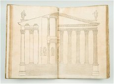 VITRUVIO. I dieci libri dell'architettura.