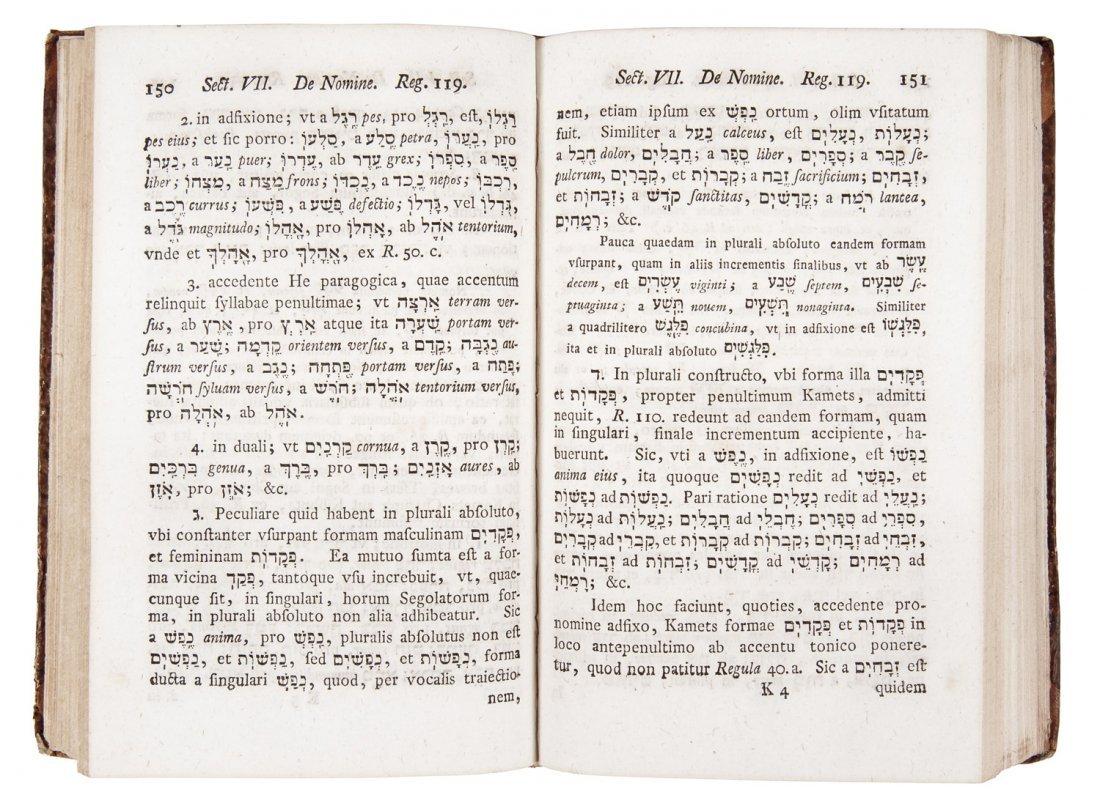 Jewish language. SCHROEDER. Institutiones - 2