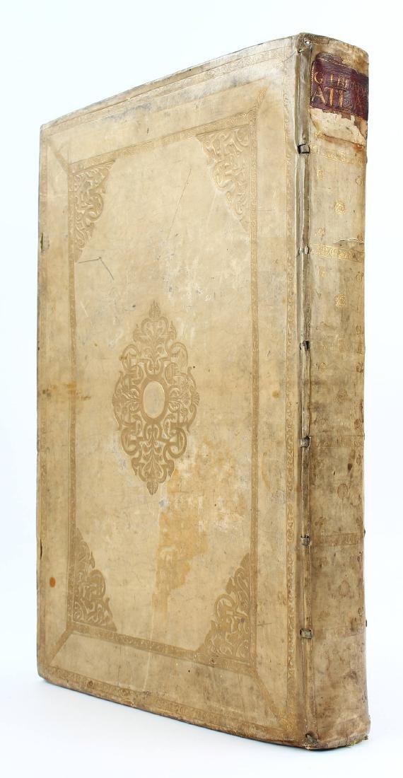 Atlante. Willem Janszoon Blaeu. Novus Atlas. - 10