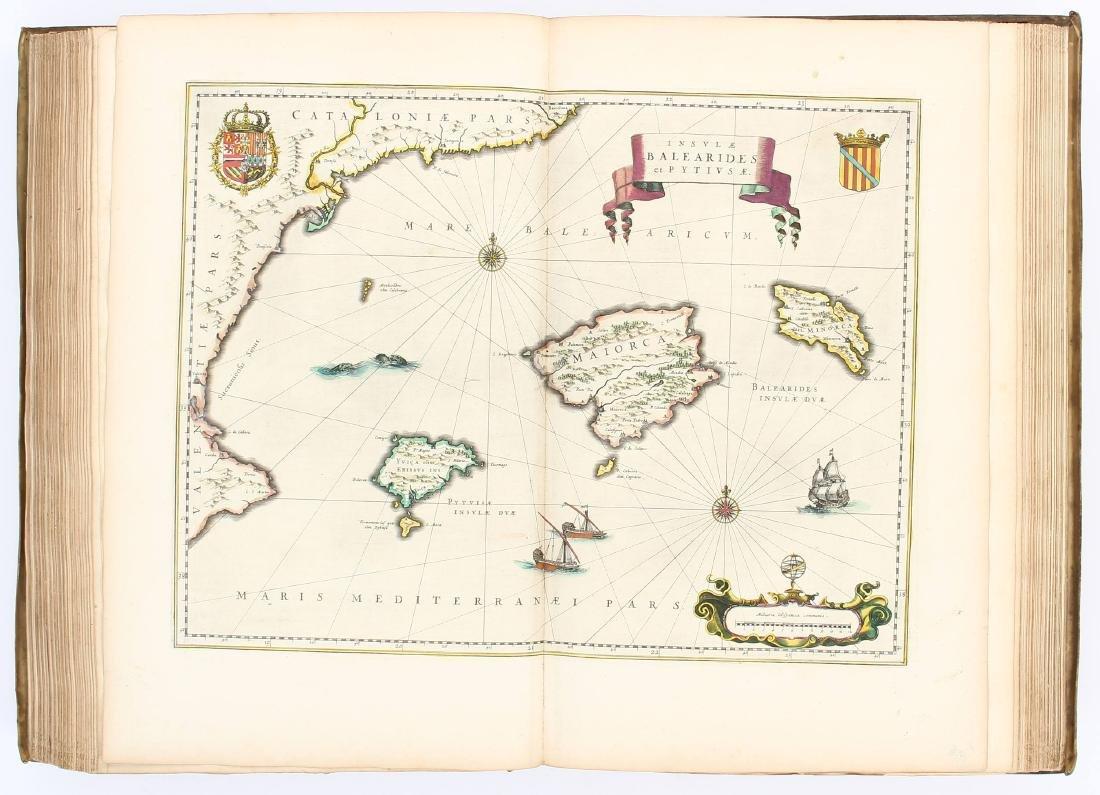 Atlante. Willem Janszoon Blaeu. Novus Atlas. - 4