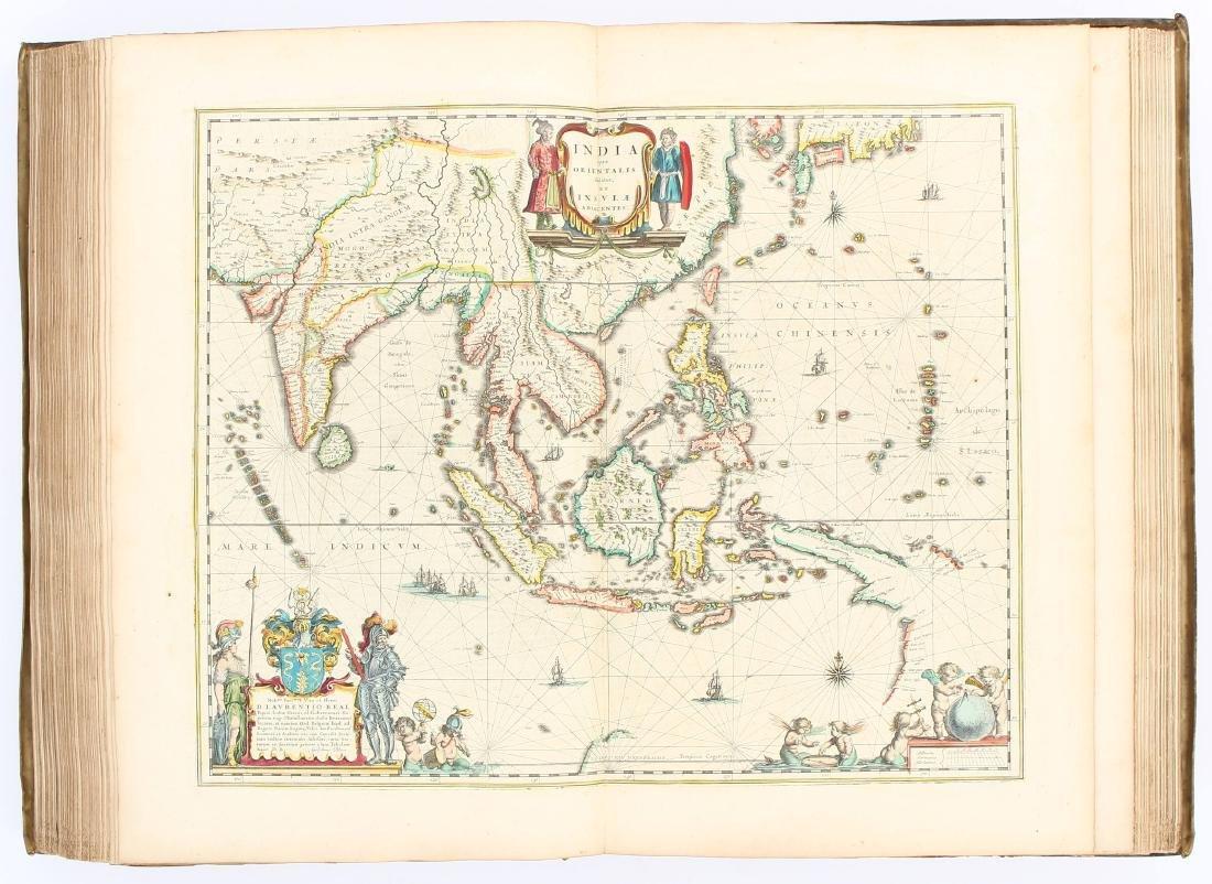 Atlante. Willem Janszoon Blaeu. Novus Atlas. - 5