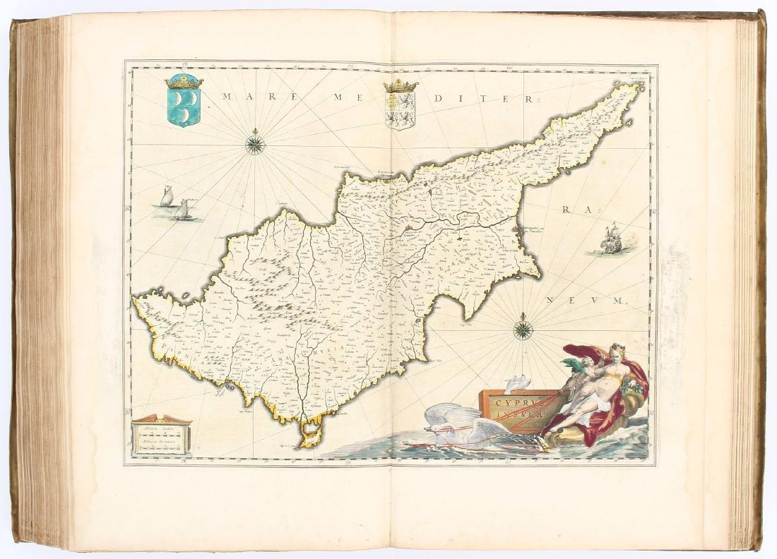 Atlante. Willem Janszoon Blaeu. Novus Atlas. - 6