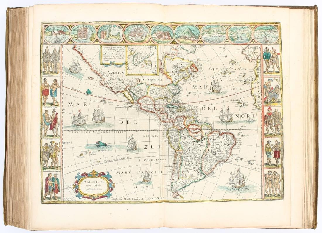 Atlante. Willem Janszoon Blaeu. Novus Atlas. - 7
