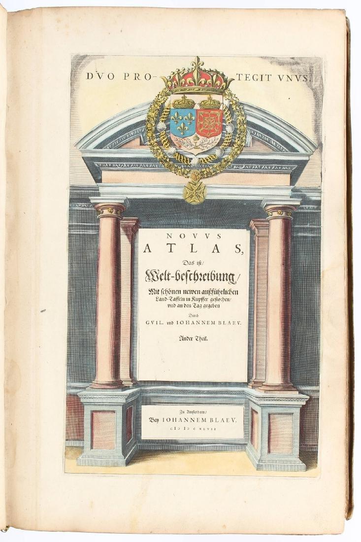 Atlante. Willem Janszoon Blaeu. Novus Atlas. - 8