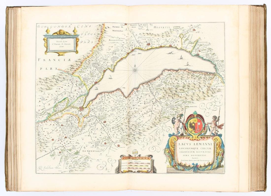 Atlante. Willem Janszoon Blaeu. Novus Atlas. - 9