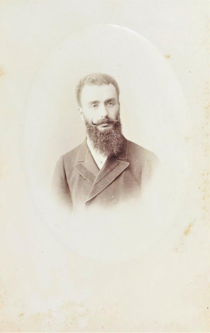 Charles Bergamasco. Portrait of  Kzar NICOLA II.