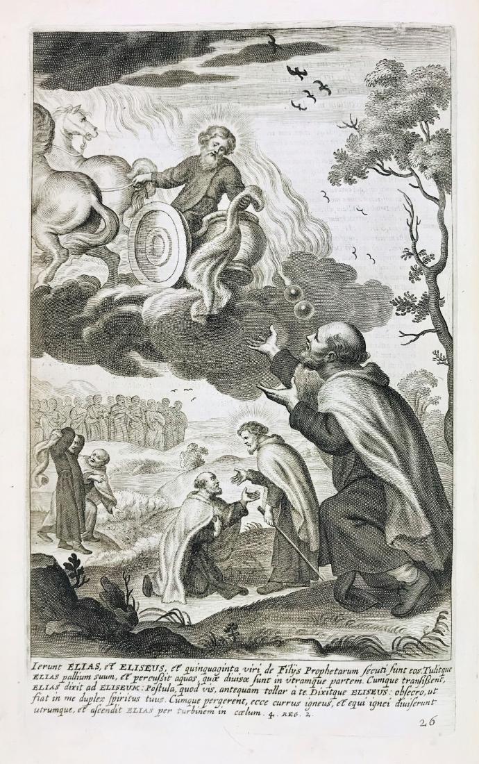 Daniel a Vergine Maria. Pro Deo zelo zelati..