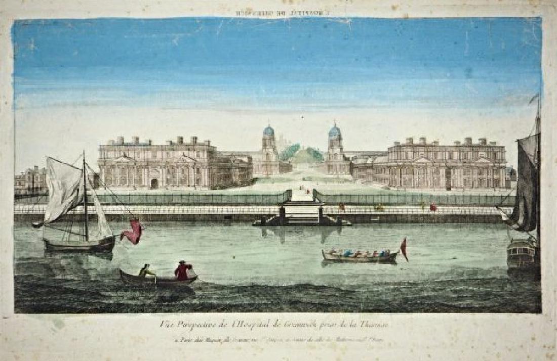 Greenwich. 2 views