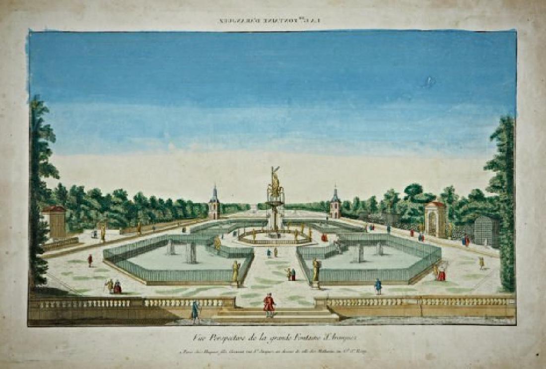 Spain-Monastere Royal de l'Escurial. 3 views - 3
