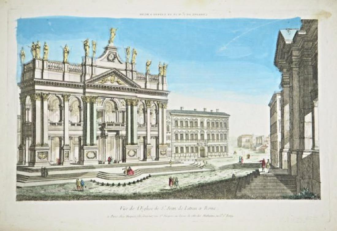 ROME. 5 Optic views - 2