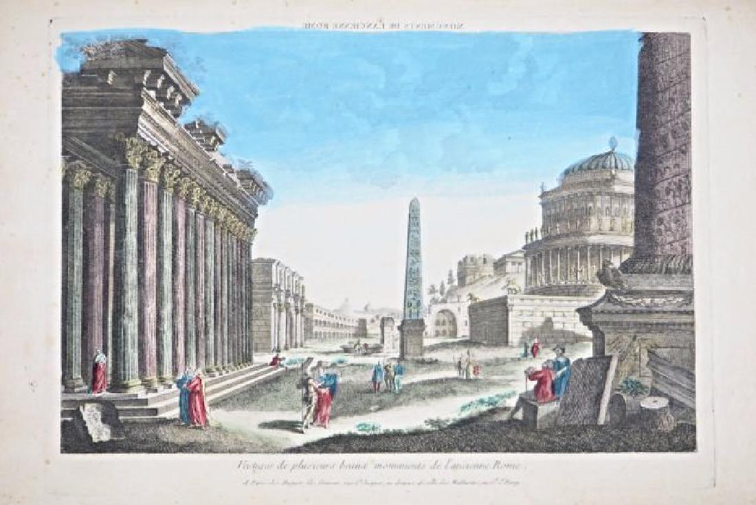 ROME. 5 Optic views - 3