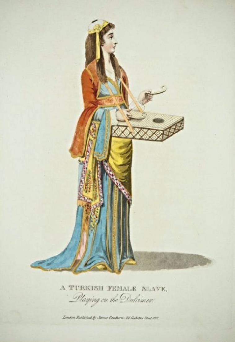 Asia Minor. Charles Ferriol. 5 arabian costumes. - 3