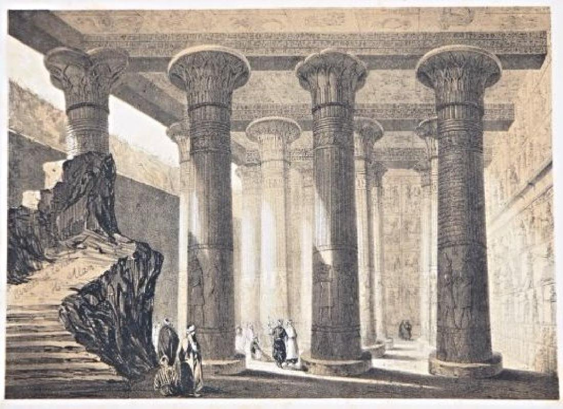 Egypt. John Harden Allen. Six views on Egypt.