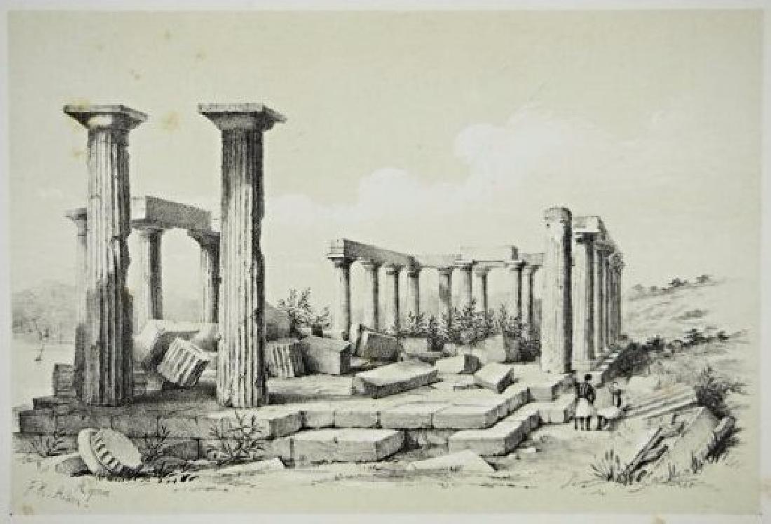 Egypt. John Harden Allen. Six views on Egypt. - 4