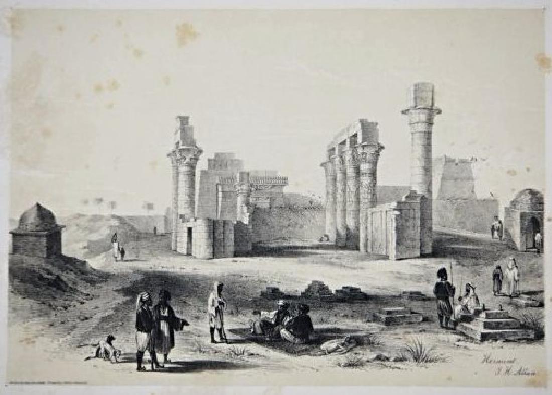Egypt. John Harden Allen. Six views on Egypt. - 5