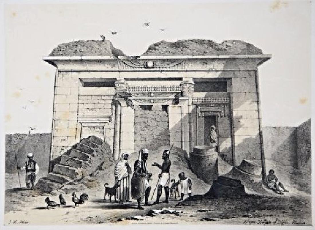 Egypt. John Harden Allen. Seven views on Egypt. - 3