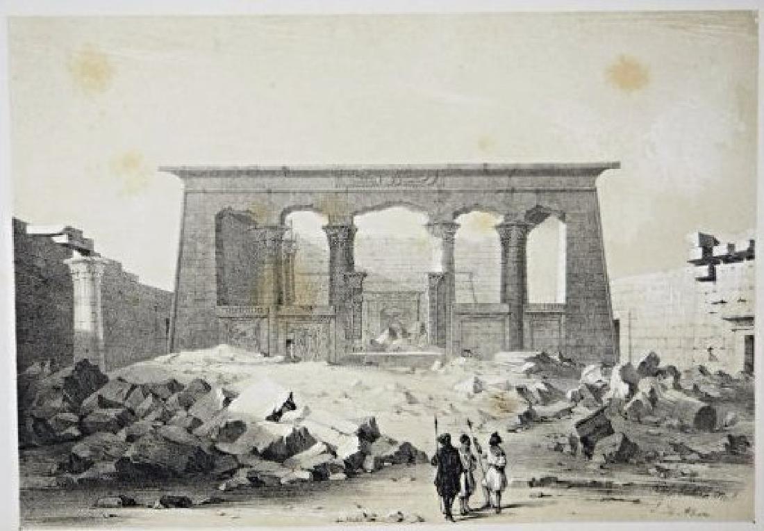 Egypt. John Harden Allen. Seven views on Egypt. - 4
