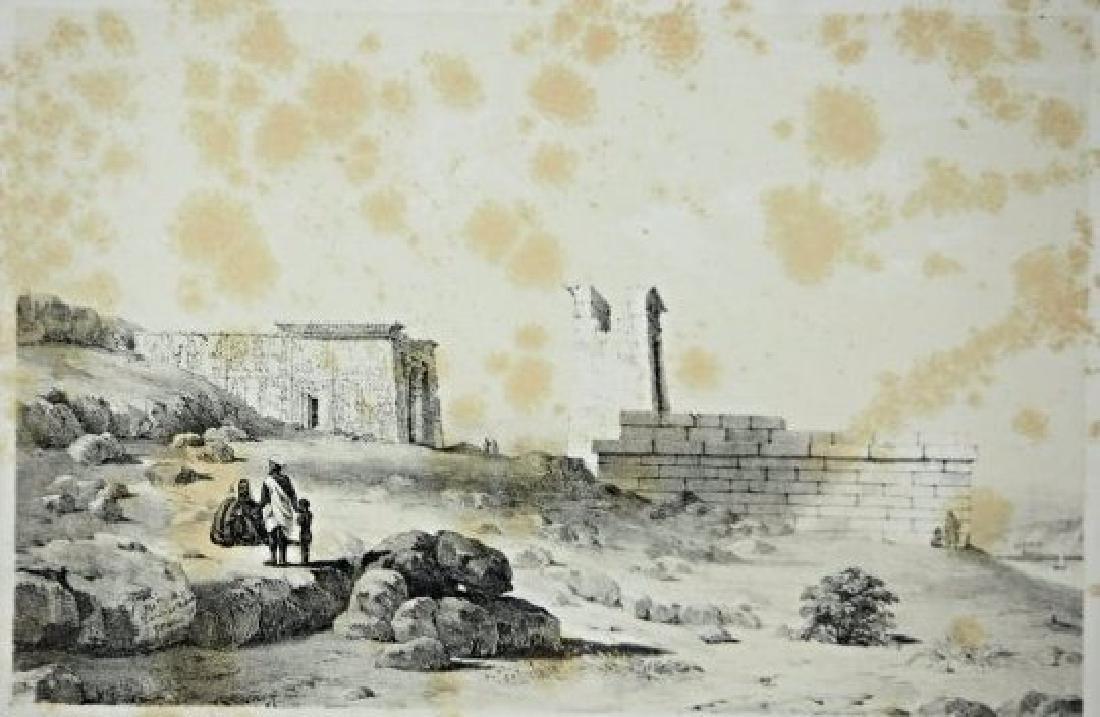 Egypt. John Harden Allen. Seven views on Egypt. - 6