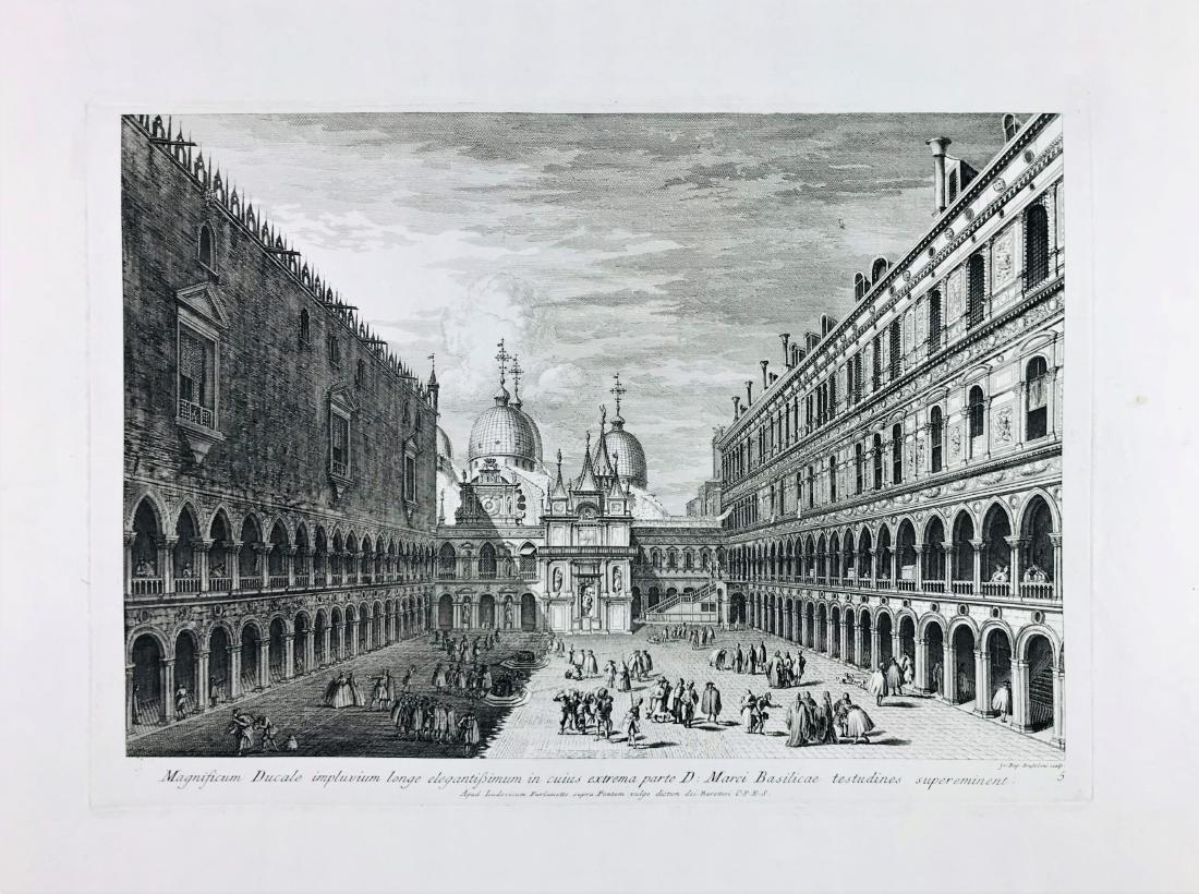 BRUSTOLON. Magnificum Ducale impluvium longe...