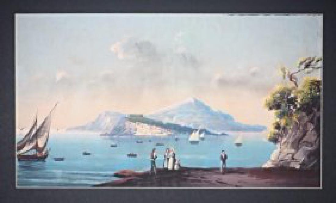 ISCHIA. Panoramic view