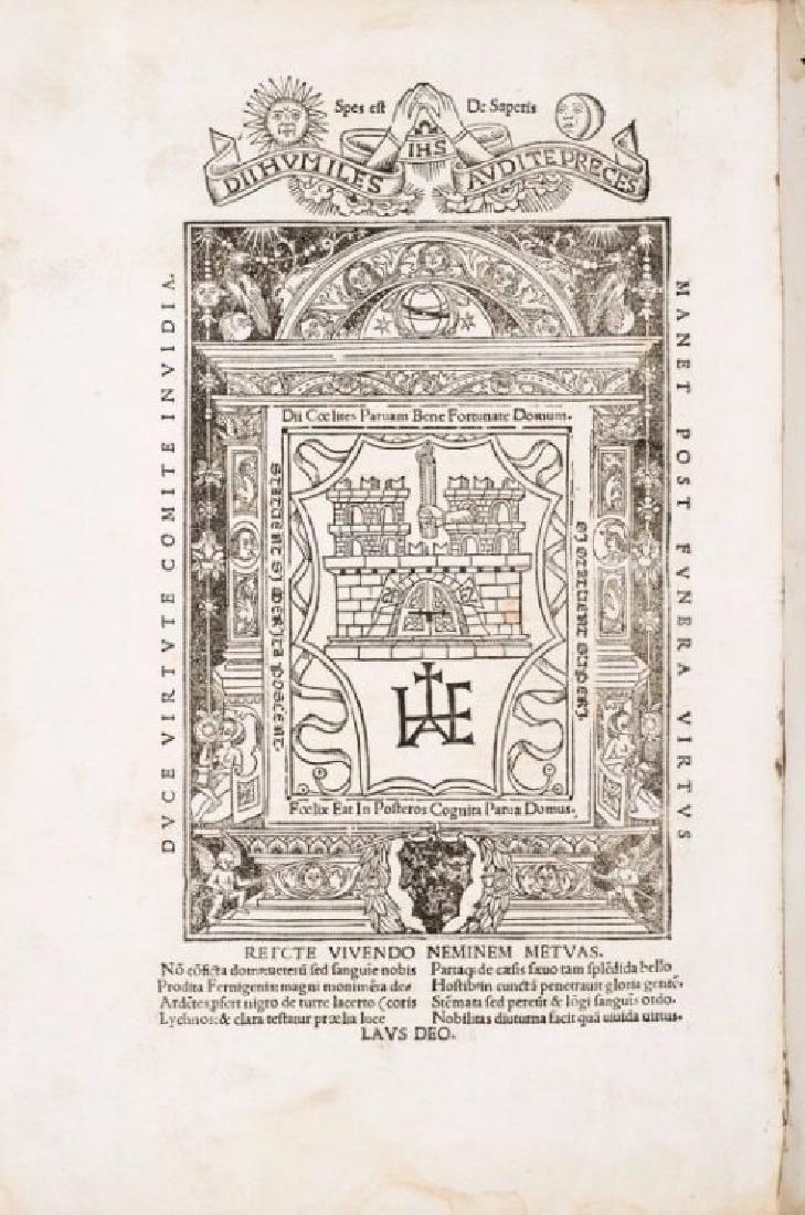 Incunabulum. History of the Renaissance. CAMPANUS. - 3